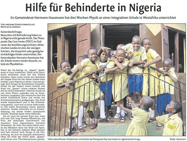 unterrichten in afrika